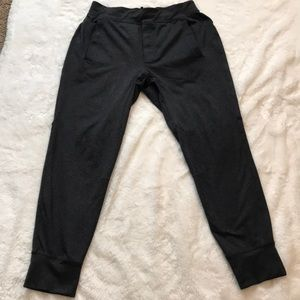 Lululemon Joggers Large Gray